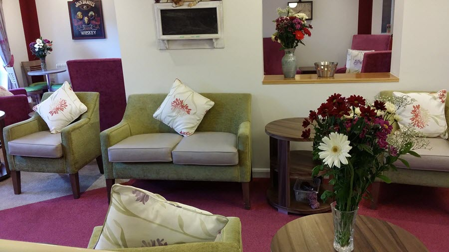 Gresham Lodge Seating Area